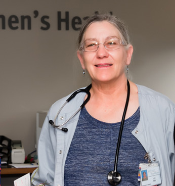 Jefferson Healthcare Women's Health Albee Hoffmann Lou Long