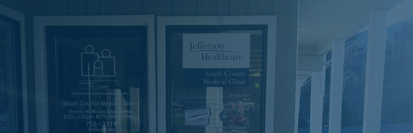 South County Clinic Jefferson Healthcare